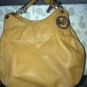 Michael Kors pocketbook with wallet